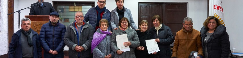 Subvenciones Clubes de Adulto Mayor