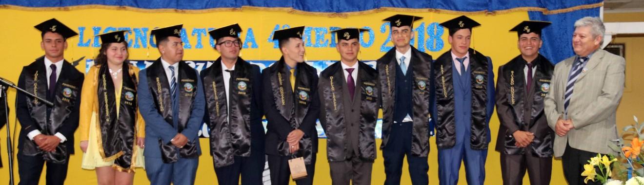 Liceo Rinconada de Silva Licenciatura