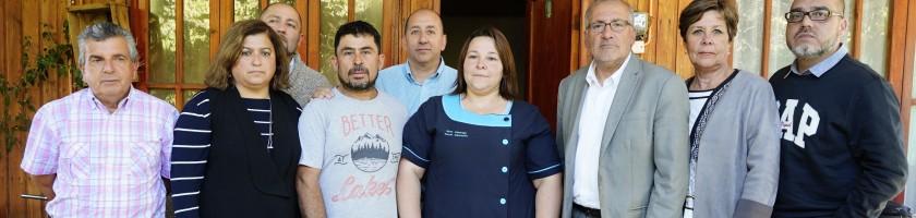 Concejo Municipal entrega apoyo a vecina afectada