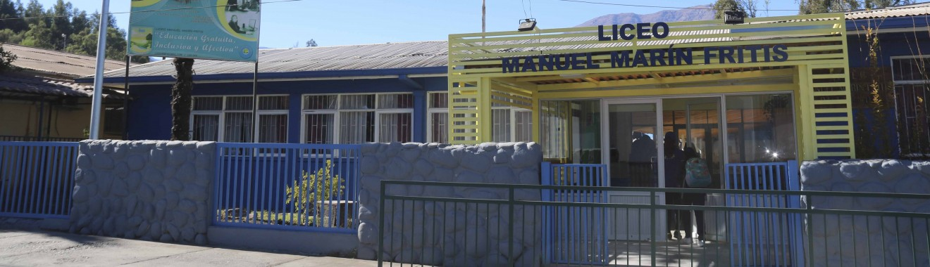 Liceo Manuel Marín Fritis