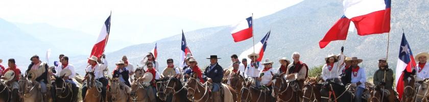 Cabalgata Putaendo 200 años