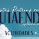 AFICHE ACTIVIDADES FIESTAS PATRIAS 2019